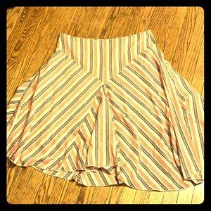 American eagle slightly asymmetrical skirt